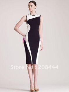 Career Dresses For Women | Commute women Formal Career Work Pencil Dresses.O neck tailored Dress ...