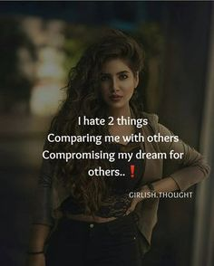 Quotes On Attitude For Girl - - Classy Quotes, Girly Quotes, True Quotes, Motivational Quotes, Inspirational Quotes, Rich Quotes, Positive Attitude Quotes, Attitude Quotes For Girls, Crazy Girl Quotes