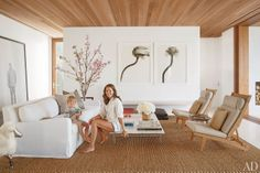 House Tour:  Kelly Klein - Palm Beach