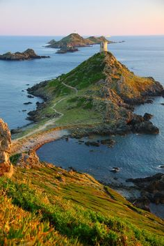 Ajaccio, France   Come Seek the capital of Corsica, an area teeming with natural formations surrounded by the seemingly-endless ocean.