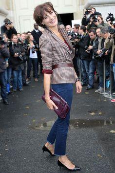 Ines de La Fressange Pictures - Style File and Fashion (Vogue.co.uk)
