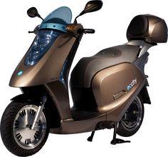 Le scooter électrique Eccity Artelec 670 est le fruit de 2 années de Recherche et Développement
