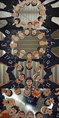Haikyuu Funny, Haikyuu Manga, Haikyuu Fanart, Haikyuu Karasuno, Kageyama, Hinata, Cute Anime Guys, Anime Love, Animes Wallpapers