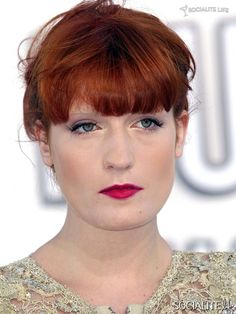Florence Welch: 2010 MTV Video Music Awards | 3 | Socialite Life