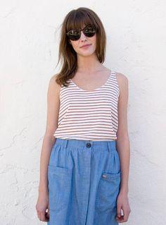 #sunglasses #round #stripes
