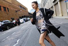 The Modern Woman's Affordable Guide to Fashion Week Street Style