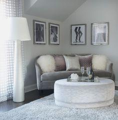 Delightful MODERN GLAM   Transitional   Bedroom   New York   Susan Glick Interiors
