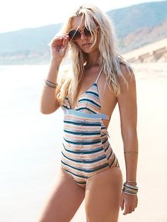 Free People Libra One Piece, $248.00