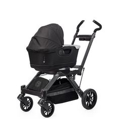 Most parents use strollers all the time–to take power walks, go running, go shopping or walk around street festivals, malls and downtowns. A stroller ride also can help a fussy baby fall asleep (they love fresh air and movement). Used Strollers, Baby Strollers, Baby Necessities, Baby Essentials, Best Lightweight Stroller, Orbit Baby, Travel Systems For Baby, Jogging Stroller, Baby Bassinet