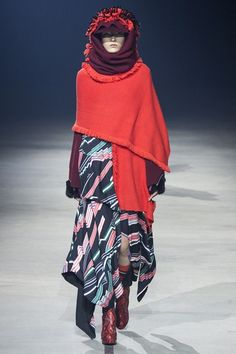 See the Kenzo autumn/winter 2015 collection