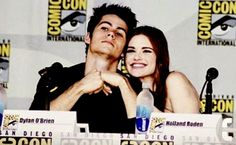 Dylan and Lydia