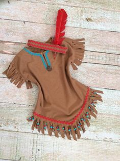 Native American Indian Dress/Indian Princess, Size Ready to Ship Toddler Costumes, Girl Costumes, Indian Halloween Costumes, Indian Costume Kids, Princesa India, American Indian Costume, American Dress, Indian Girls, Red Indian