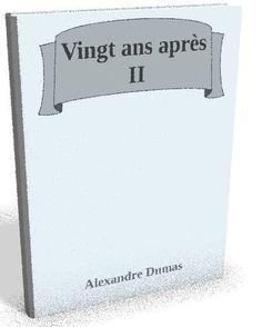 Disponible maintenant sur @ebookaudio:  Vingt ans après ...   http://ebookaudio.myshopify.com/products/vingt-ans-apres-ii-alexandre-dumas-livre-audio?utm_campaign=social_autopilot&utm_source=pin&utm_medium=pin  #livreaudio #shopify #ebook #epub #français