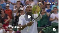 krygos upset Milos Raonic, Wimbledon, Tennis, Fans, Feelings, Followers