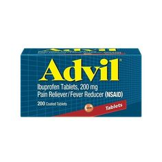 Advil Advanced Medicine for Pain, 200 mg tablets - 24 ea. First Ad, Family Kids, Kid Names, Back Pain, Medicine, Tech Accessories, Ea, Polyvore, Essentials