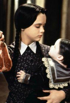 Wednesday Addams - The Addams Family