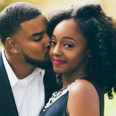 black love is beautiful natural hair couple Image Couple, Photo Couple, Couple Photos, Black Love Couples, Cute Couples, My Black Is Beautiful, Beautiful Couple, Couple Noir, Black Families