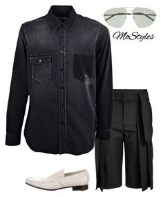 """""""Keep it Cash"""" by molauren on Polyvore featuring Yves Saint Laurent, men's fashion and menswear"""