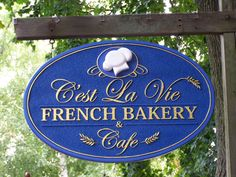 Image detail for -Garden State On A Plate: C'est La Vie French Bakery & Cafe - A little ...