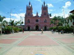 Guadalajara de Buga in Valle del Cauca