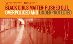 Girls of color face much harsher school discipline than their white peers but are excluded from current efforts to address the school-to-prison pipeline, according to a new report issued today by the African American Policy Forum and Columbia Law School's Center for Intersectionality and Social Policy Studies.