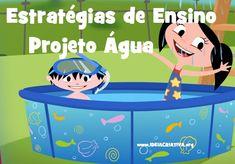 Ideia Criativa - Gi Barbosa Educação Infantil: 10 Estratégias de Ensino Projeto Água Educação Inf...