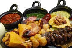 Fritanga, typical Colombian dish. Find us on Facebook: https://www.facebook.com/Going2Colombia