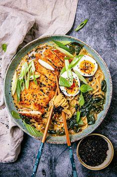 Veggie Recipes, Asian Recipes, New Recipes, Cooking Recipes, Healthy Recipes, Gourmet Recipes, International Recipes, How To Cook Pasta, Soups And Stews