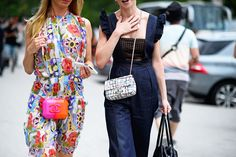 street style i'm inspired by, the one on the right  |  23 Inspiring Street Style Looks To Channel Now