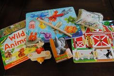 Great activities for traveling with a toddler