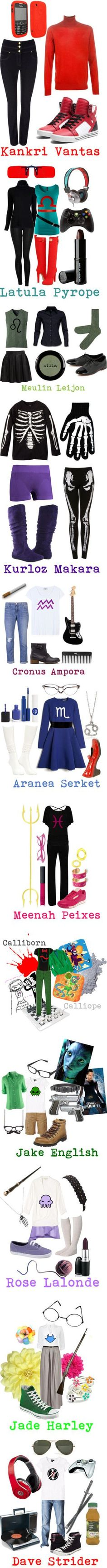 """""""Homestuck"""" by tinkerbull on Polyvore My only question is, why Jake? - COSPLAY IS BAEEE!!! Tap the pin now to grab yourself some BAE Cosplay leggings and shirts! From super hero fitness leggings, super hero fitness shirts, and so much more that wil make you say YASSS!!! <<<Did you know """"bae"""" is Danish for poop"""