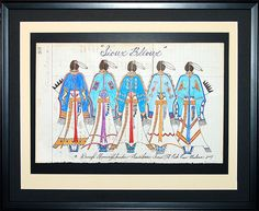 Original Ledger Art by Darryl Growing Thunder (Assiniboine) - Sioux Blioux Native American Artwork, Native American Regalia, Native American Artists, American Indian Art, American Indians, Native Drawings, Southwest Art, Southwest Style, Indian Artist