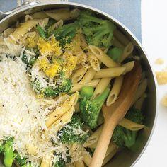 One-Pot Pasta and more on MarthaStewart.com