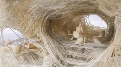 Just last month, Dutch architects unveiled plans to build the world's first 3D-printed house out of sand, with a construction time of 18 months. Now British architecture collect...