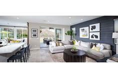 Marvelous Vantage Plan 3 Living Room | Pardee Homes