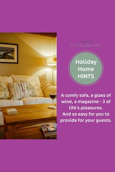 3 of life's pleasures! #wine #magazine #comfysofa