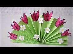 , - Primavera e Pasqua Art Activities For Kids, Easy Crafts For Kids, Art For Kids, Best Friend Crafts, Origami Love, Flower Boutique, Sunday School Crafts, Mothers Day Crafts, Diy For Girls