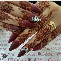 Mehndi Love … More
