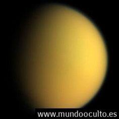 Titán la luna de Saturno podría albergar un tipo de vida que no imaginábamos