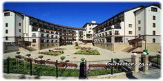 Замечательный карпатский курорт Трускавец, имеет большой выбор санаториев