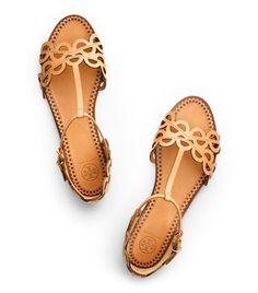 Aileen Flat Sandal.. I'm in love!!