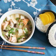 Hokkaido-Style Salmon & Tofu Hot Pot Recipe on Food52 recipe on Food52