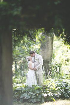 sweet garden portrait | Anna Pociask #wedding