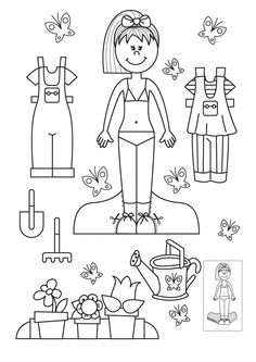 1384 Best Paper Doll: Black and White images in 2019