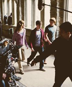 Harry Potter's scene <3