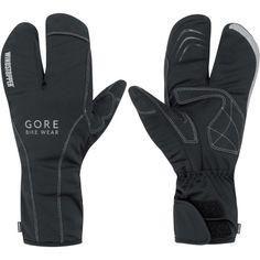 5de475be8 Gore Bike Wear Road WindStopper Thermo Lobster Gloves Bike Wear