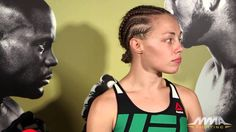 nice UFC 192: Rose Namajunas Admits 'It's Such a Relief' to obtain First UFC Win Rose Namajunas, Ufc, Martial Arts, Women, Combat Sport, Martial Art, Woman