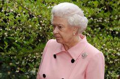 Queen Elizabeth II visits the RHS Chelsea Flower Show