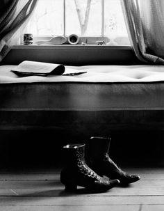 Gordon Parks, Shoes, Fort Scott, Kansas,1950