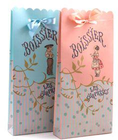 Cadeaux - Maison Boissier adorable packaging